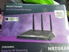 Netgear Nighthawk AC2100 Smart WiFi Router Gaming, Streaming, Mobile