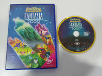 FANTASIA 2000 LOS CLASICOS DE WALT DISNEY DVD ESPAÑOL ENGLISH PORTUGUES
