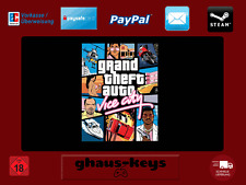 Grand Theft Auto Vice City Steam Key PC Game Download Code NEW LIGHTNING SHIPPING