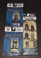 Lot of Harry Potter Nano Metalfigs 1 five pack and 1 Lord Voldemort and 1 Draco