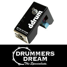 ddrum DRT Tom Drum Acoustic Trigger - Dual Redundant Trigger in Black