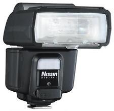 Blitzgerät Nissin i60A GEBRAUCHT für Sony A7 II A6300 A6000 A77II RX100 III RX10