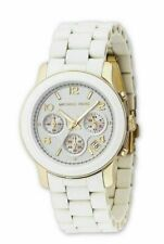 Michael Kors MK5145 Two Tone Stainless Steel Chronograph 39mm Women's Watch