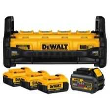 Portable Power Station (W/3 4AH and 1 6AH Batteries) DWTDCB1800M3T1 Brand New!