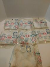 1930s/1940s Vintage Deadstock E-Z Boys/Girls Underwear (Shirts) Lot