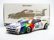 MINICHAMPS - 1/18 - BMW M1 VSD - LE MANS 1981 - 180812972