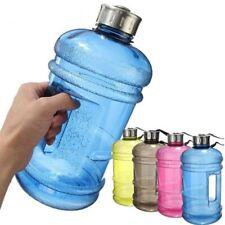 Botella de agua portátil de gran capacidad 2.2L para deportes al aire libre,