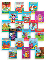 6 Sticker Activity Books - Choose From 20 Designs - Kids Loot/Party Bag Fillers
