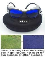 A99Golf Ball Finder Glasses Silver Frame Easy to find the golf ball Great Gift!