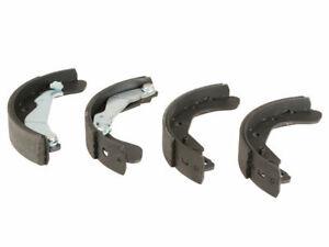 Rear Brake Shoe Set For 2007-2011 Chevy Aveo5 2008 2009 2010 K172JF
