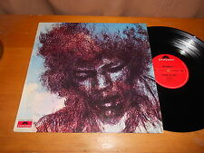 Jimi Hendrix 70s GERMAN ROCK LP The Cry of Love 1970 GERMAN ISSUE
