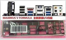 ASUS IO SHIELD Original MAXIMUS V FORMULA,MAXIMUS V FORMULA/THUNDERFX #G465 XH