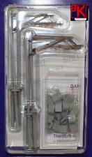 More details for dapol oocat1 - catenary masts x 10 pack oo gauge plastic kit - 1st class post