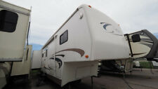 USED 2002 Crossroads Cameo 34CK3 Fifth Wheel Rear Living RV