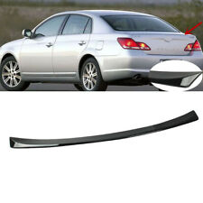 Fits: Toyota Avalon 2000-04 XX30 SpoilerKing Rear Trunk Lip Spoiler Wing