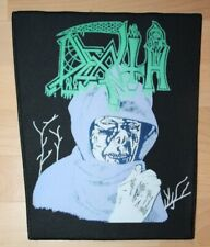 Death , Leprosy , Fotoprint Backpatch