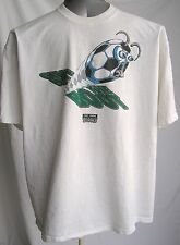 "I am Soccer ""Give Me The Boot"" White T-Shirt Adult XL / Extra Large"