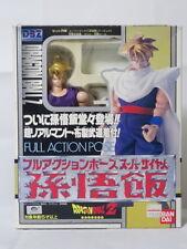 1993 Full Action Pose Super Saiyan Son Gohan Figure Dragonball Z Dragon Ball