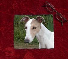 Greyhound Dog Microfibre Glasses Camera Lens Phone Screen CD Cleaning Cloth-No2