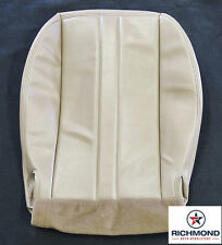 2007 2008 2009 Chevy Express Cargo Van -Driver Side Bottom Vinyl Seat Cover TAN