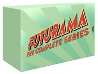 Futurama - Futurama: The Complete Series [New DVD] Oversize Item Spilt