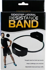 """Sidestep Lateral Resistance Band 12x8"""" Nylon Cuffs Lot of 20 Ship Free"""