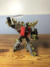 Transformers Power Of The Primes Deluxe Dinobot Snarl USED 100% COMPLETE