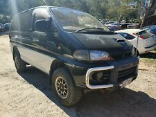 Wrecking Mitsubishi delica 1997 - all parts available. 1 wheel nut.