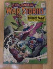 STAR SPANGLED WAR STORIES #82 SOLID VG 1959  3 STORIES,JOE KUBERT COVER!!