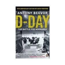 D-Day by Antony Beevor (author)