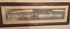 1924 1st Colored Negro League World Series Baseball Panoramic Photo Monarchs