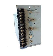 Utilisé WESTINGHOUSE 471A900G01 Grille Module