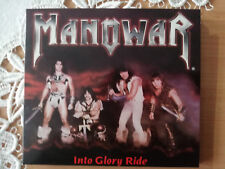 Manowar ‎– Into Glory Ride Metal Blade Records ‎– 3984-14255-2