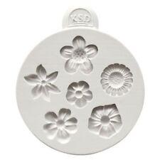 Katy sue Designs - Stampo in Silicone a forma di Fiori per decorare (t9v)