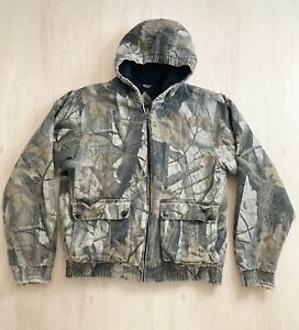 Outfitters Ridge Camo Winter Jacket Youth 3XL (20/22) Hunting Coat