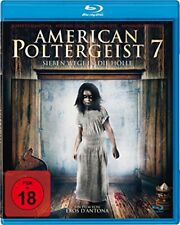 AMERICAN POLTERGEIST  7 -  Blu ray   ( NEW )