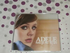 Adele - Make You Feel My Love - CD single - Painting Pictures