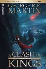 Game of Thrones: Clash of Kings #1 CVR C Variant Dynamite Comics NM