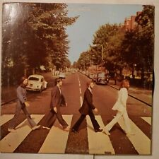 The Beatles Abbey Road Apple LP Stereo