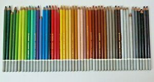 50 X  STABILO  PASTEL PENCILS, CARBOTHELLO, ASSORTED LOT