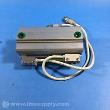 Smc Cdq2A50-85D-P4Dwsc Pneumatic Cylinder, 145Psi Usip