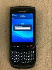 BlackBerry Torch 9800  4GB Black AT&T