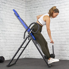 Premium Inversion Table Pro Fitness Chiropractic Exercise Pad Back Reflexology