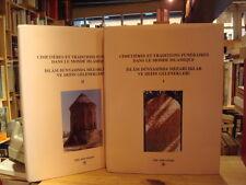 Bacqué-Gramont Cimetières et traditions funéraires monde islamique Ankara 1996