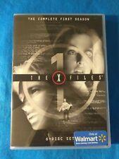 The X Files Complete Season 1 Dvd Science-Fiction/6 Disc Set (1993-1994)