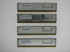 16GB MEMORY KIT 4 x 4GB FBDIMM PC2-5300F 667MHz for DELL PRECISION 690