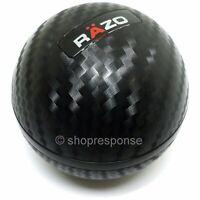 RAZO RA136 Carbon Fiber Look Shift Knob Round/Ball Type 240g Heavy Weighted JDM