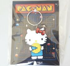 SDCC Comic Con 2017 BAIT Exclusive Hello Kitty Pacman Keychain Sanrio
