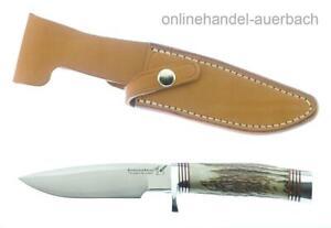 BLACKJACK KNIVES Model 125 Hirschhorn  Messer Outdoor Jagdmesser