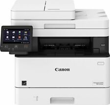Canon - imageCLASS MF445DW Wireless Black-and-White All-In-One Laser Printer ...